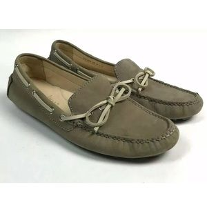 NEW Cole Haan Suede Moccasins